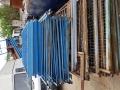 Eladó bontott kerítés elemek